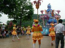 Parade at Everland