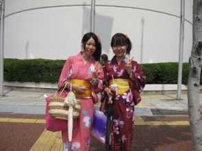 Japanese traditional attire :)