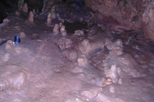 Yongweol Cave