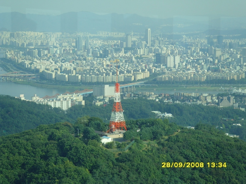 Seoul ..