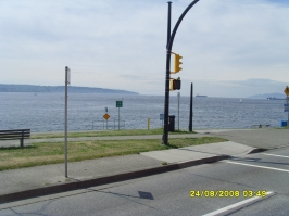 On my way to Stanley Park