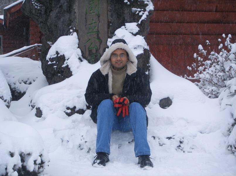 Winter trip in Korea !