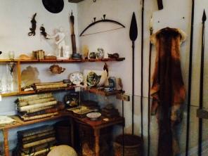 Inside Rembrandt's House