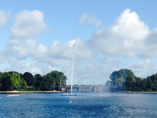 Alster Lake