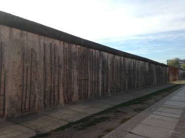 Remnants of Berlin Wall