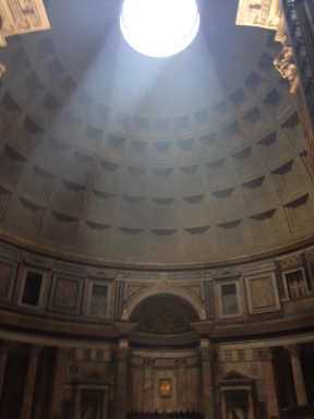 Inside Pantheon