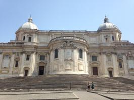 Basilica di Santa Maria Maggiore at Piazza dell'Esquilino