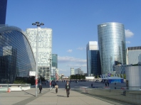 La-Defense business district
