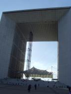 Grande Arche at La-Defense